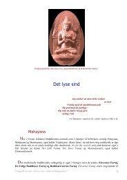 Det lyse sind - Buddhismen på Tilogaard
