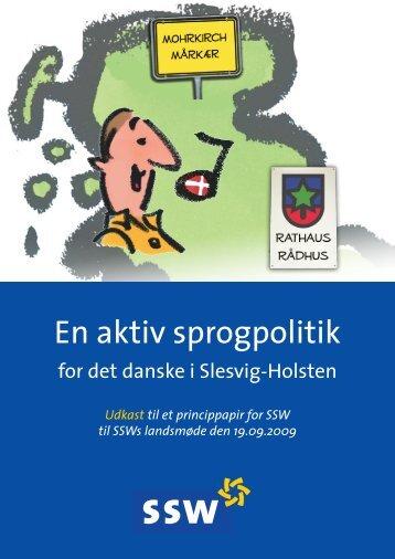 Klik her for at se hele SSWs forslag på dansk som pdf-fil. - Lars Harms
