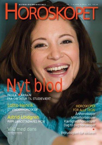 Nyt blod - Astrologihuset