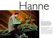 Imellem urterne i jorden og stjernerne i universet har Hanne Oustrup ...