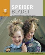 Speiderbladet 3-2006 - KFUK-KFUM-speiderne