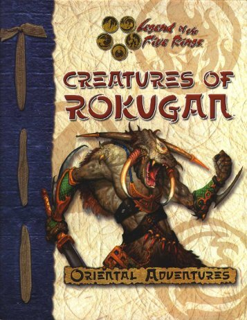 Creatures of Rokugan.pdf