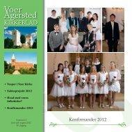 nr. 2 for juni til august 2012 - Voer og Agersted Sogne