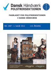 NR. 1087 - 1. halvår 2012 114. ÅRGANG FAGBLADET - Landslauget