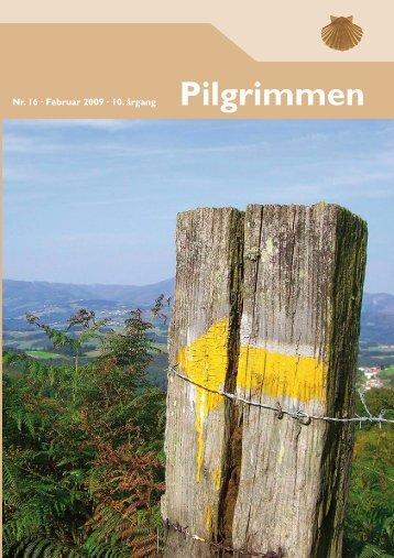 Pilgrimmen Nr. 16 - Foreningen af Danske Santiagopilgrimme