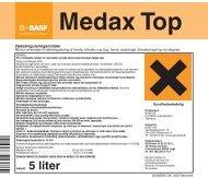 Medax Top - BASF A/S