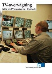 Tv-overvågning med omtanke - Det Kriminalpræventive Råd