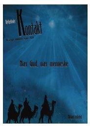 Kontakt nr 4 2009 - Meland kyrkjelyd