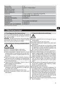 VCU 40 Våd- og tørstøvsuger - Hilti Danmark A/S - Page 7