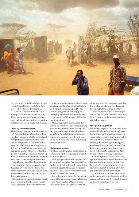 Læs side 4-7 i MiljøDanmark nummer 6, 2006