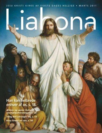 Han kan helbrede enhver af os, s. 18. - The Church of Jesus Christ ...