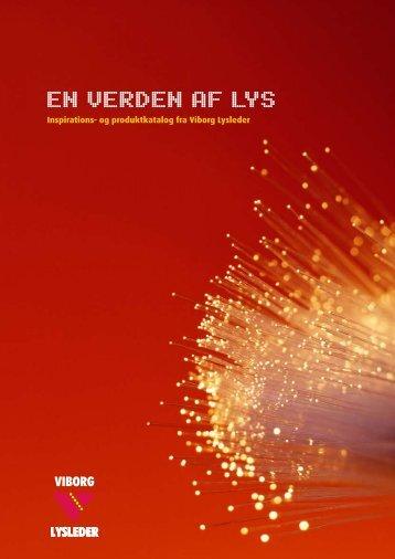 en verden af lys - Viborg Lysleder