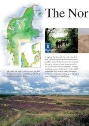 The North Sea Trail er en del af NAVE Nortrail projektet, hvor målet ...
