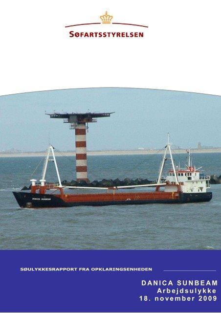 DANICA SUNBEAM - Søfartsstyrelsen