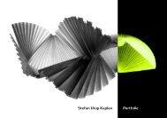 download portfolie som pdf - Stefan Urup Kaplan