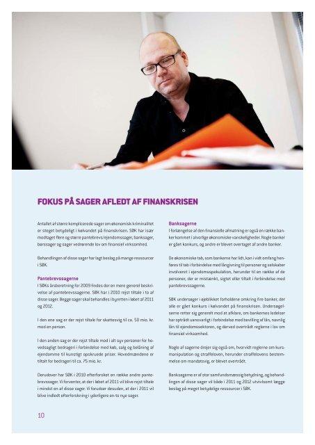 SØK Årsberetning 2010.pdf - Rigsadvokaten