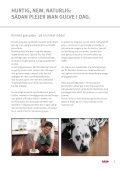 perfekt gulvpleje - Der Onlinekatalog - Page 3
