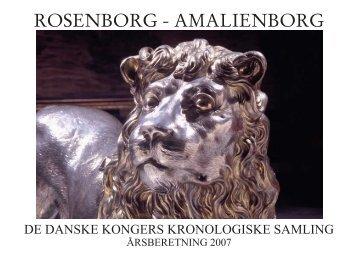 KOnge - Rosenborg Slot