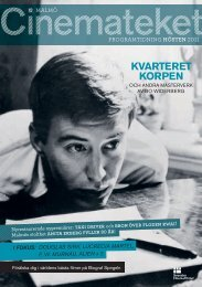 KVARTERET KORPEN - Swedish Film Institute