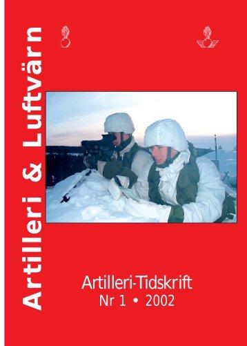 Artilleri-Tidskrift
