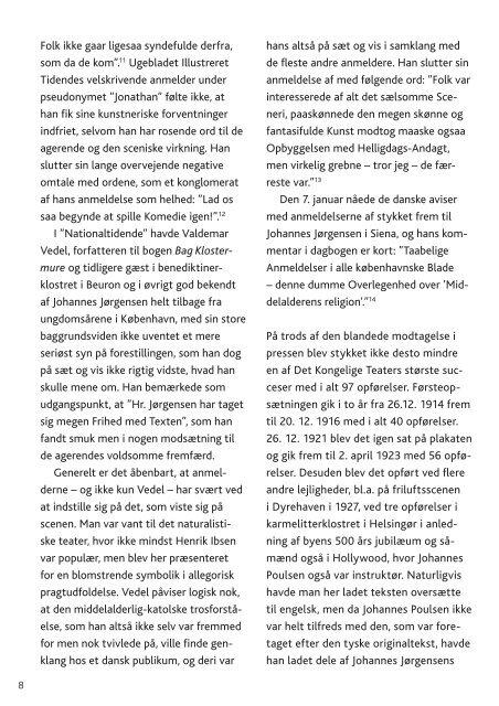 Nr. 2 - Juni 2012 - Johannes Jørgensen Selskabet