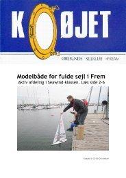 Nr. 6/2010 - Øresunds Sejlklub Frem