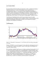 8 3.2.1 Fysiske forhold. De hydrografiske forhold på ... - Limfjorden