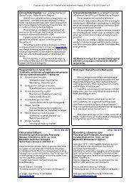 Generelle betingelser vedr. arrangementer for SeniorForum i ...