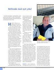 Befriende med nytt yrke! - Den norske tannlegeforenings Tidende