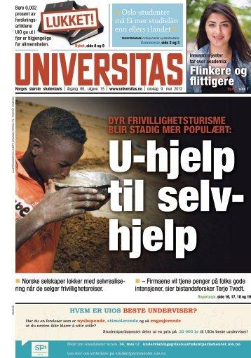 LUKKET! - Universitas