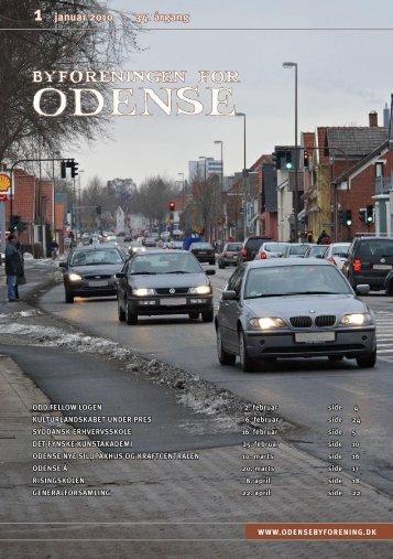 1 januar 2010 34. årgang - Byforeningen for Odense