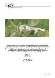 Natur- og Miljøforvaltningen – Industri & Landbrug - Genvej a/s