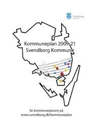 Bydele og lokalområder - Svendborg Kommuneplan