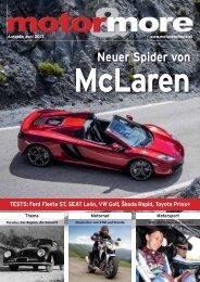 Neuer Spider von - Motor & more