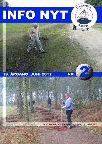 JUNI 2011 - Blåvandshuk Golfklub