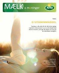D-vitaminmangel - Arla