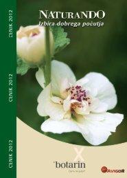 Katalog cenik 2012