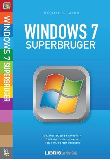 Windows 7 superbruger