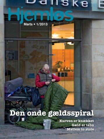Artikel i Hjemløs nr. 1/2013 (pdf) - Det sociale enzym