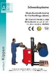 Kipp Klemmhebel mit Innengewinde schwarz K0122.5121