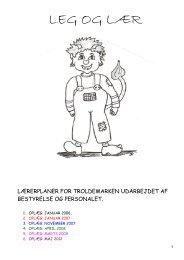 LEG OG LÆR - Forside - Haderslev Kommune