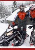 Snöskoter 2010 på svenska - Polaris Mora - Page 4