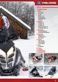 Snöskoter 2010 på svenska - Polaris Mora - Page 5