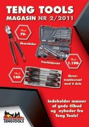 TENG TOOLS - Køb Maskiner, Værktøj, Rustfri bolte og Skruer Online