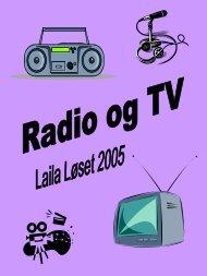 Radio og TV - Evina