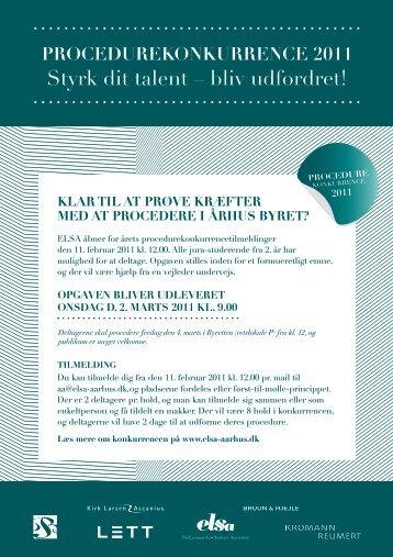opgaven bliver udleveret onsdag d. 2. marts 2011 kl. 9.00 - Kromann ...