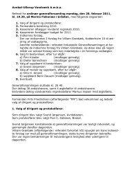 Avnbøl-Ullerup Vandværk I/S