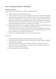 """Proces ved ansøgning om tilskud fra """"Skrotditoliefyr"""" - Nyt"""