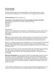 Page 1 Driv forretning på en ansvarlig måde Globaliseringen har ...