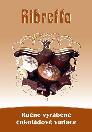 Katalog ke stažení (pdf, 3MB) - Ribretto